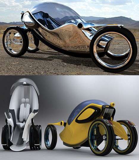 From Custom to Concept: Cars that are Out of this World | Automotive