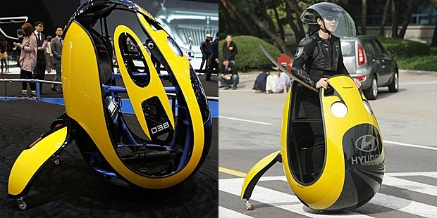 Flying Cars And More From The Hyundai Idea Festival