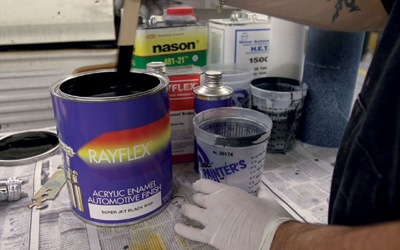 12 Tips to start Car Paint Mixing Business in Nigeria