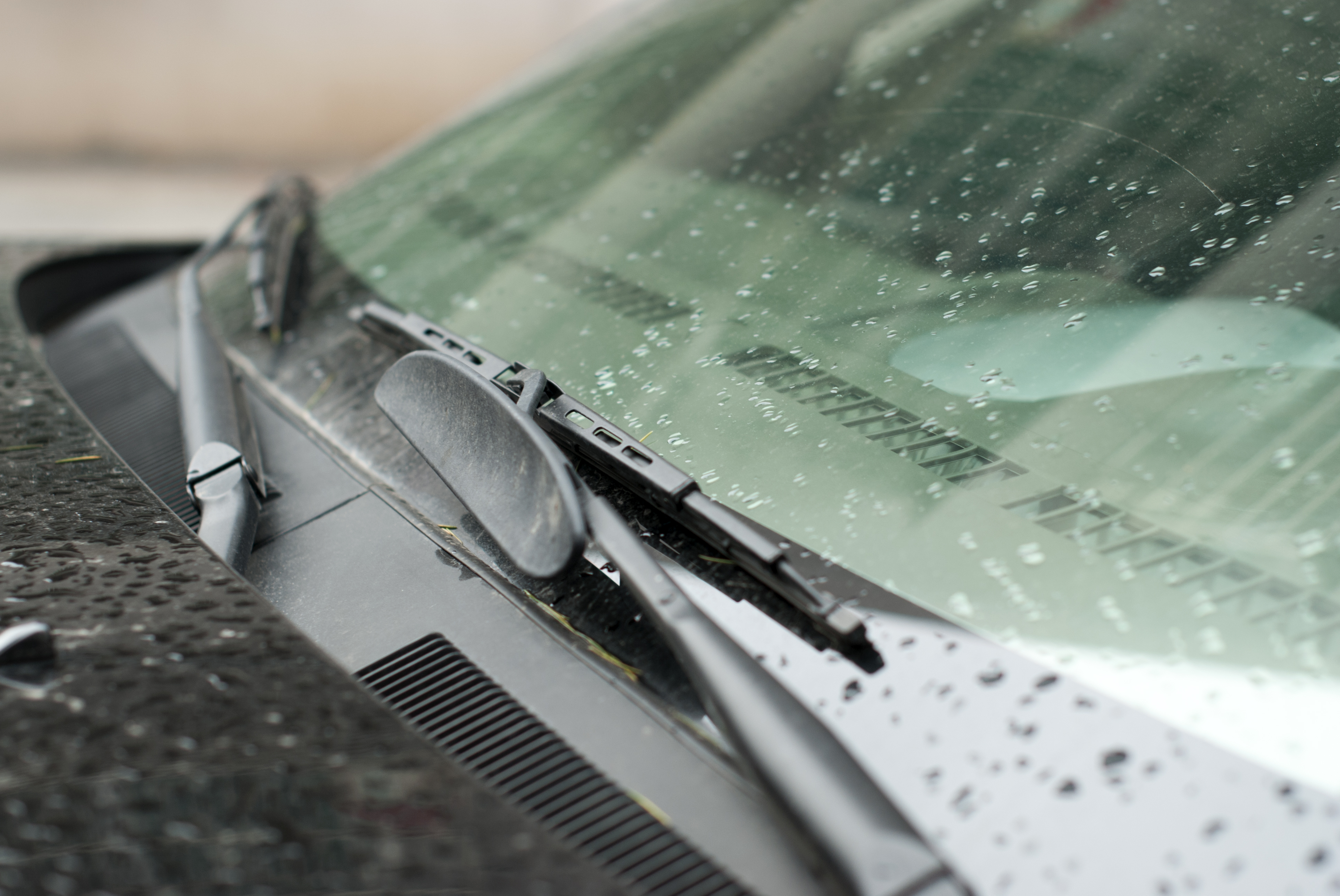 Wiper Blades and Rainy Day Repairs
