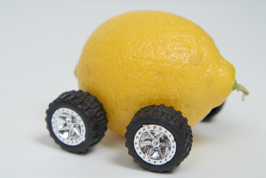 LeMons car race