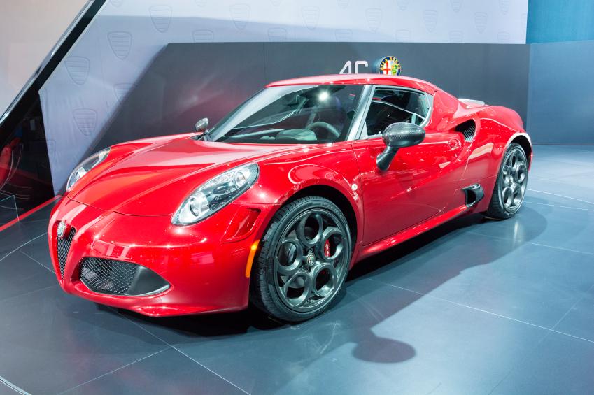 North American International Auto Show 2015