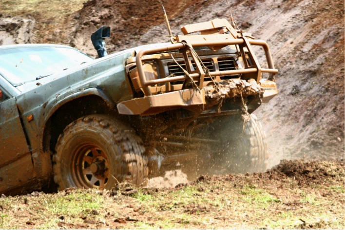 Land Rover Planning New SVX Line of Hardcore Off-Roaders