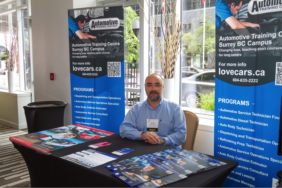 ATC Was a Proud Sponsor of this Year's VRA Canada Conference