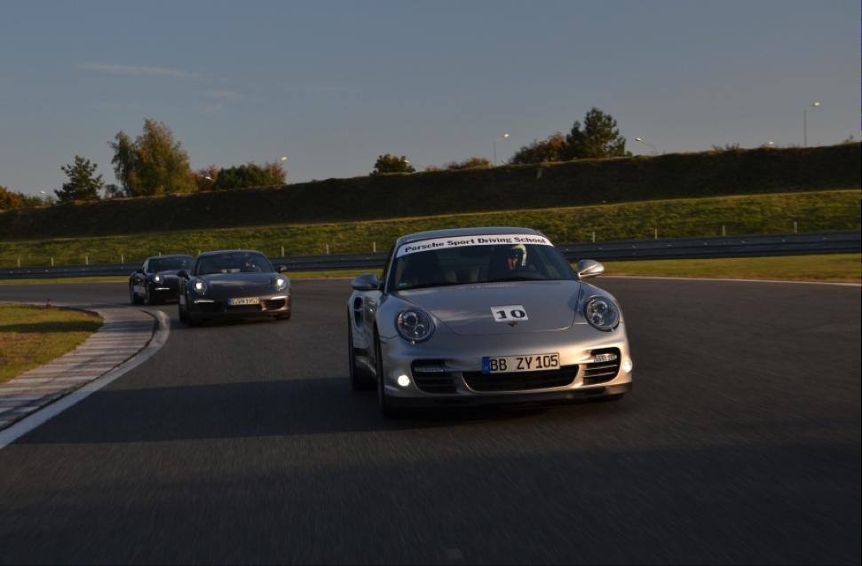 Porsche's Incredible Test Track