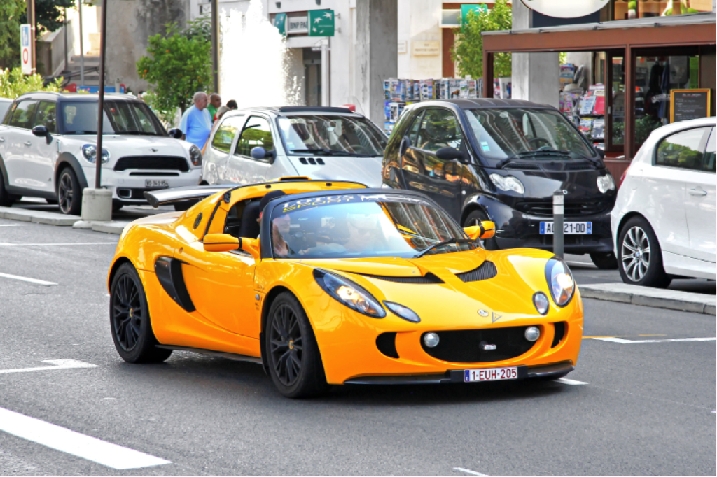 The Lotus Elise