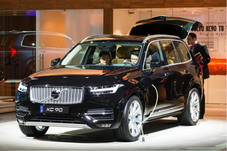 Volvo XC90 Named UK Car of the Year