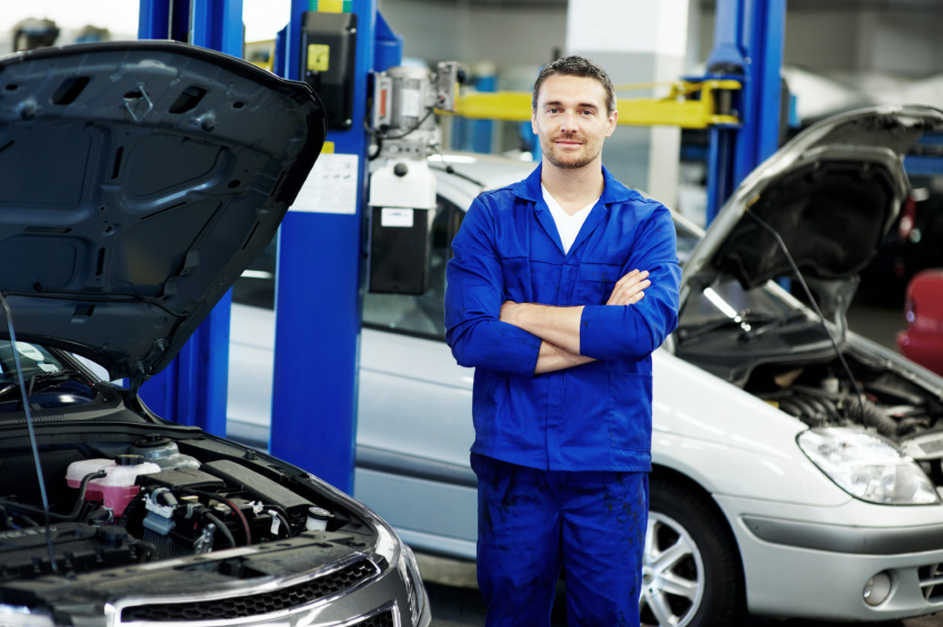 Car Repair Training