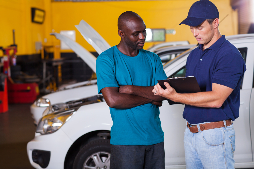 Auto body estimator training