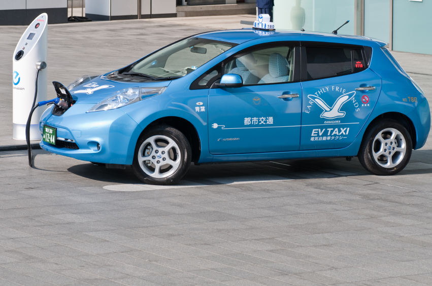 ZEV's like the Nissan Leaf still make up less than 1% of the current auto market.