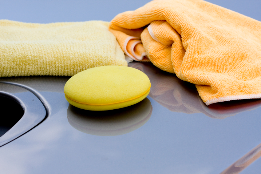 Used rags can leave streaks, dirt, or lint on a car's finish.
