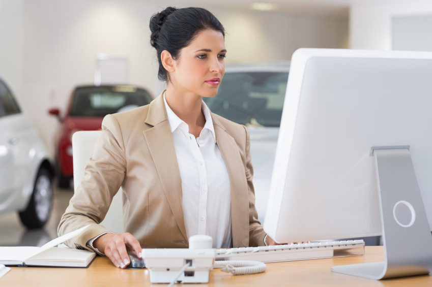 Dealerships can get clearer pictures of their customers by collecting online data.