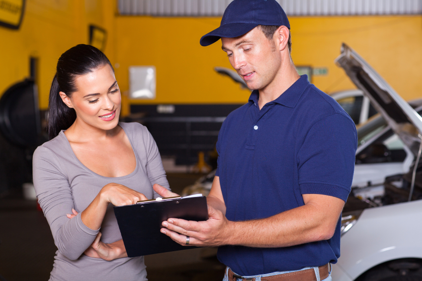 how to become an auto service advisor