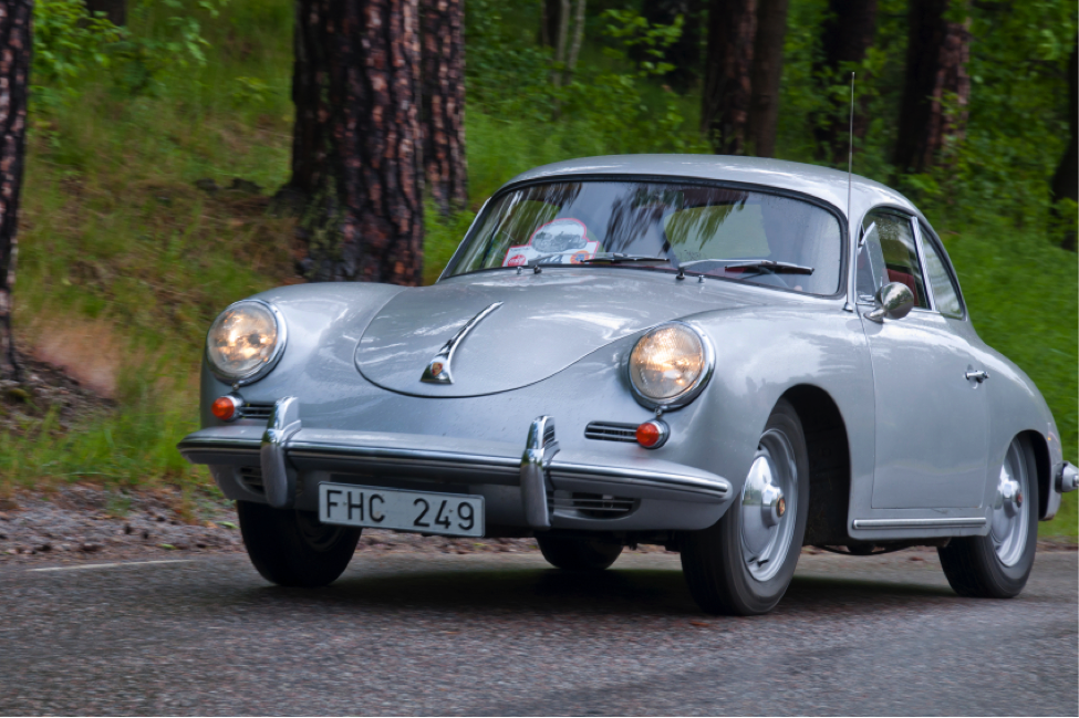 Jerry Seinfeld is auctioning off 18 cars, including 3 Porsche 356 models.