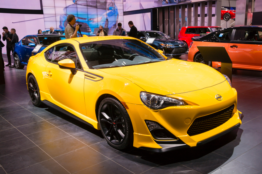 The FR-S will continue production under the Toyota marque.