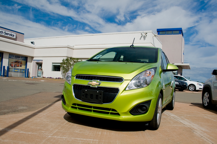 The Chevrolet Spark was among the cars which debuted at last year's show