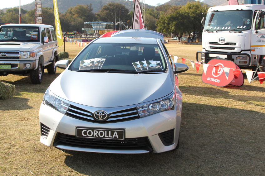 The Corolla is one of the best-selling cars of all time