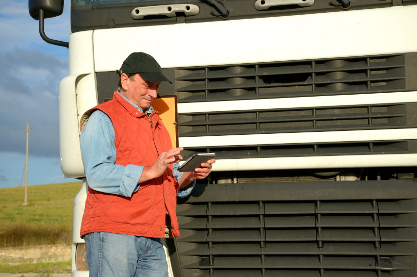Deliveries are much faster when new routes can be sent right to a driver's device