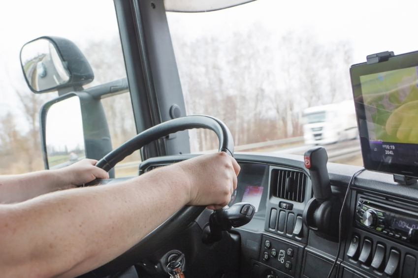 GPS devices help drivers choose the fastest route to their destination