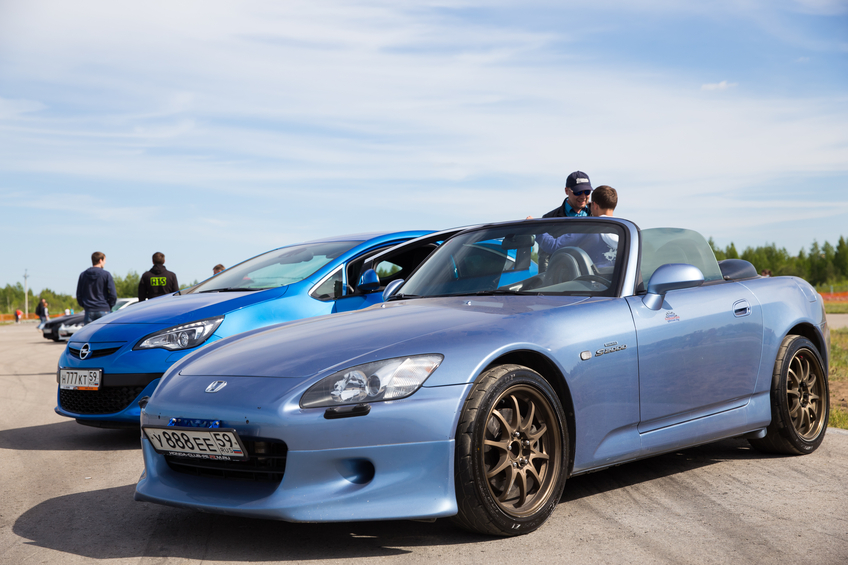 automotive business managers know Canada's variety of auto shows offer plenty of opportunities for collectors to showcase their S2000s