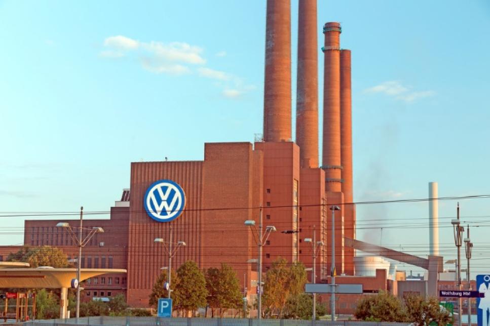 Volkswagen's factories have been getting eco-friendly upgrades