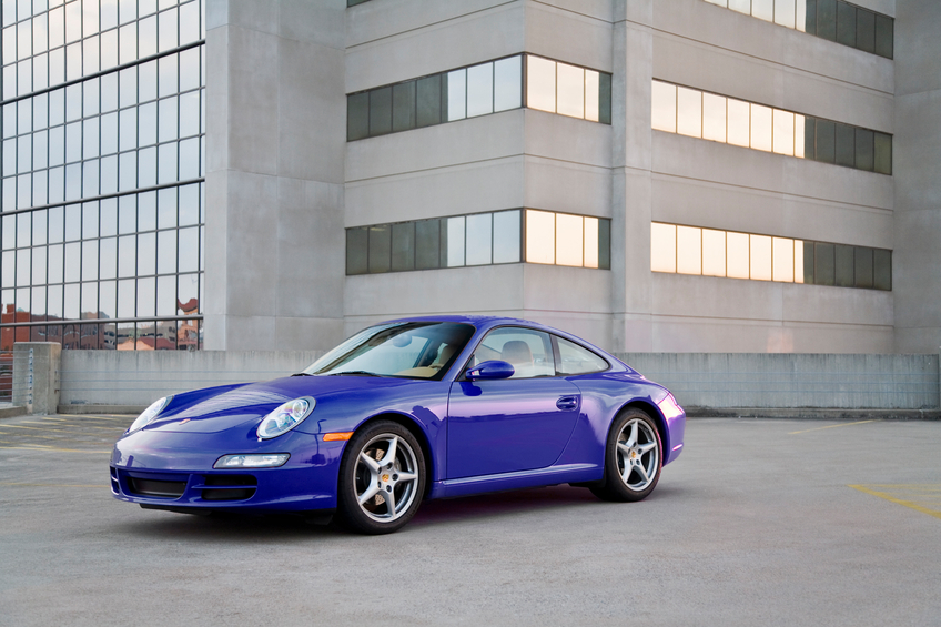 auto technicians know Tiptronic transmission is an option on high end models like the Porsche 911