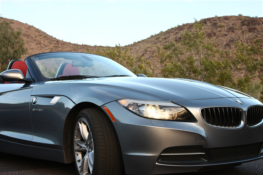 Auto technicians know the Z4 comes with Steptronic transmission