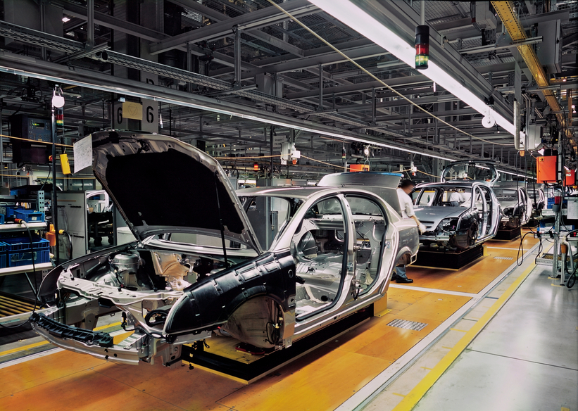 Our skilled workforce is one reason why automakers open new plants in Canada