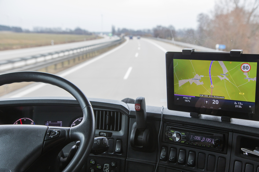 road navigation: 4 top-rated truck gps units you'll see after