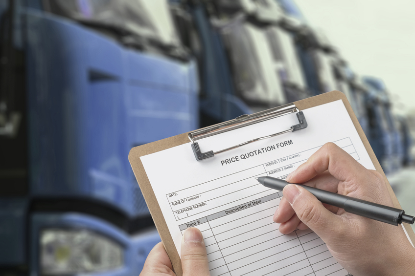 Look for deals on both vehicles and technicians when pursuing a fleet management career