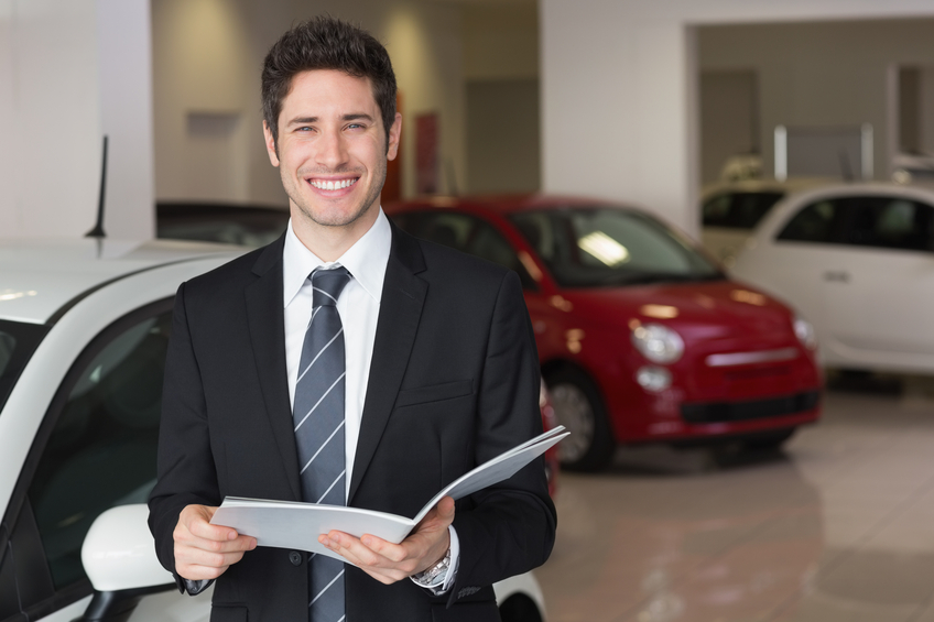 car sales training