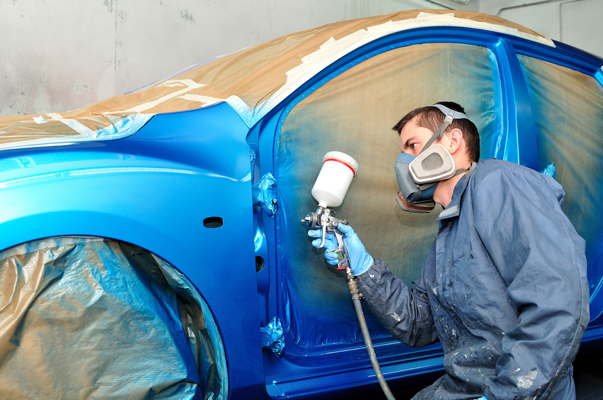 Auto Paint Shop Montreal
