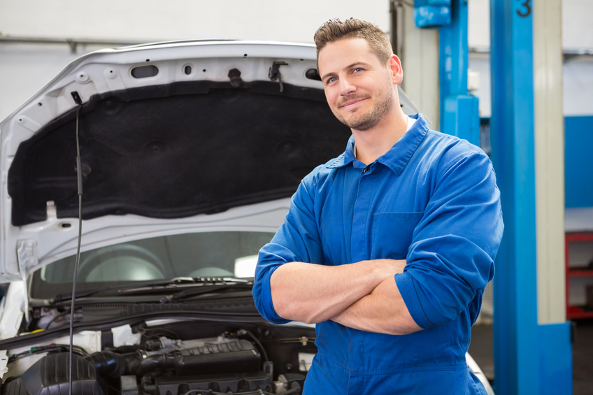 training in automotive industry