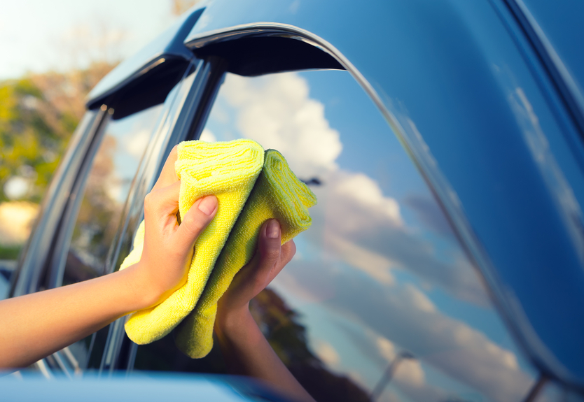 Pay close attention to your client's paint, as poor paint can lead to the downfall of a car