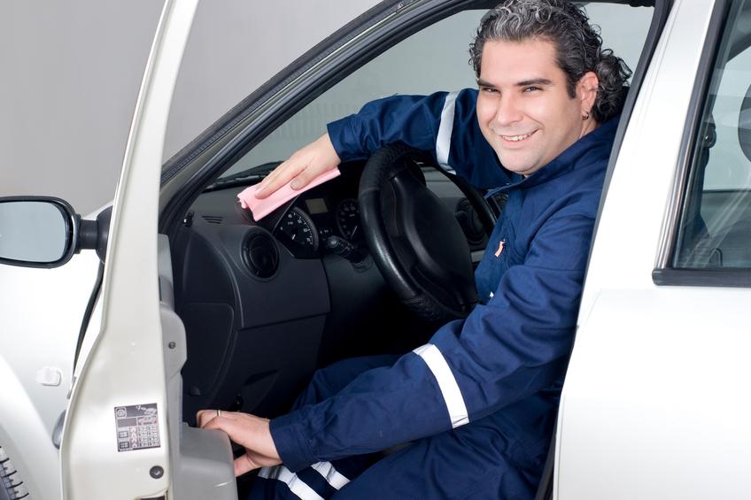 auto detailing training