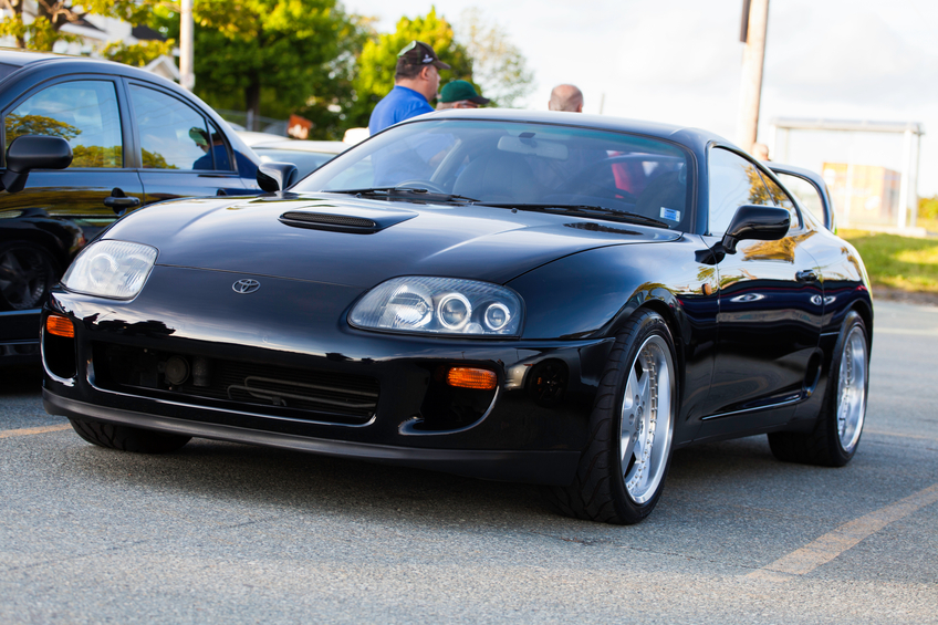 The Supra is still a favorite amongst sports car lovers from all over the world