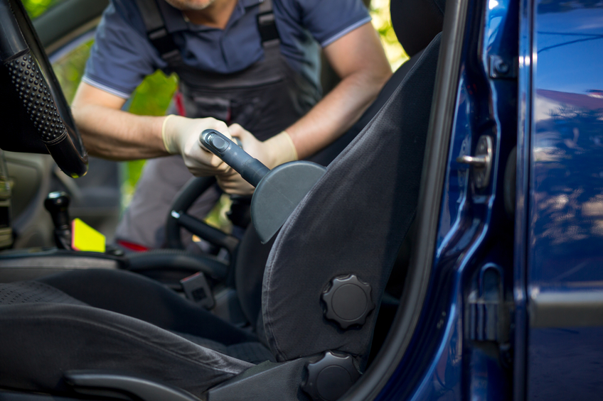 The hands-on skills you learn in an auto detailing course are great preparation for your career