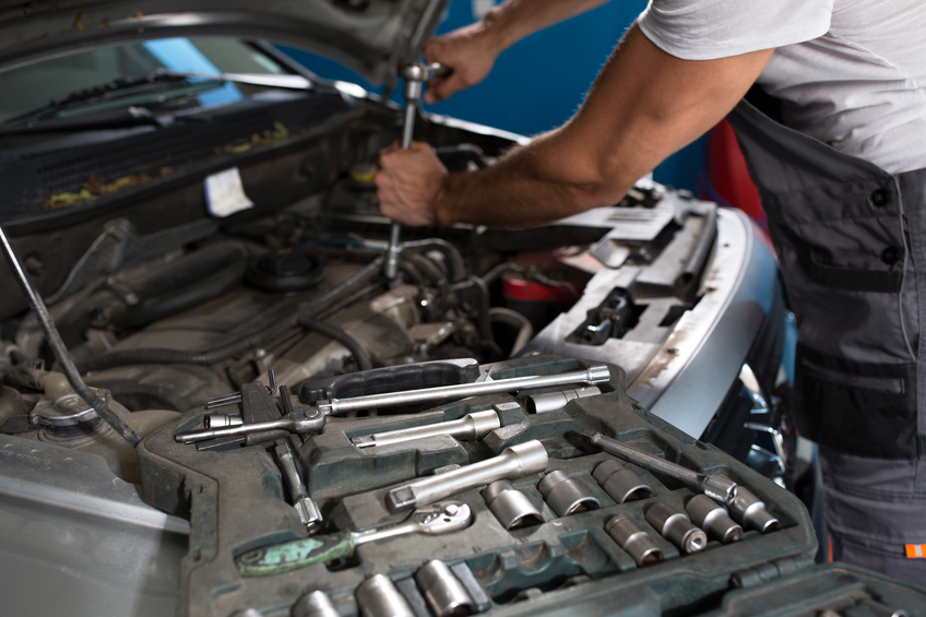 This sales trend might alter how often auto service technicians see or service muscle cars in the future