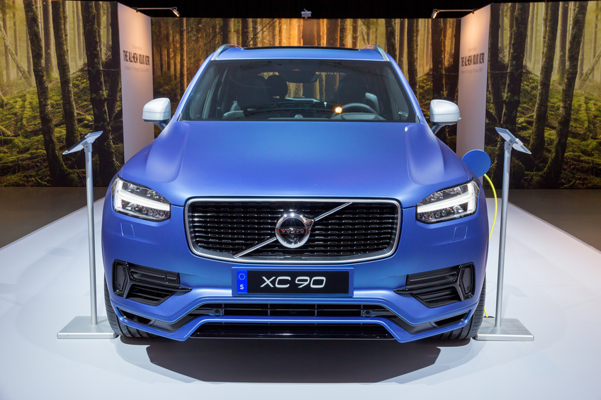 There have been no deaths in the Volvo XC90 in the past four years