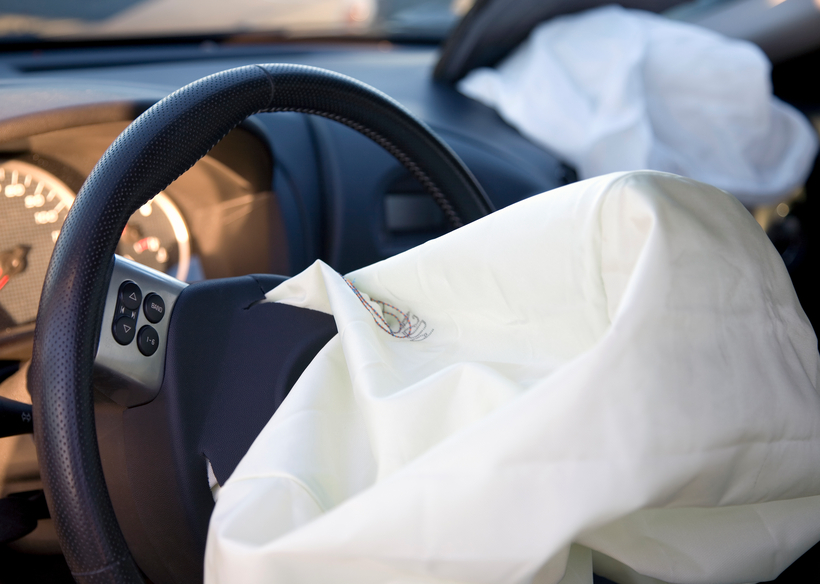 Airbags were first implemented by Mercedes-Benz and led to much safer cars