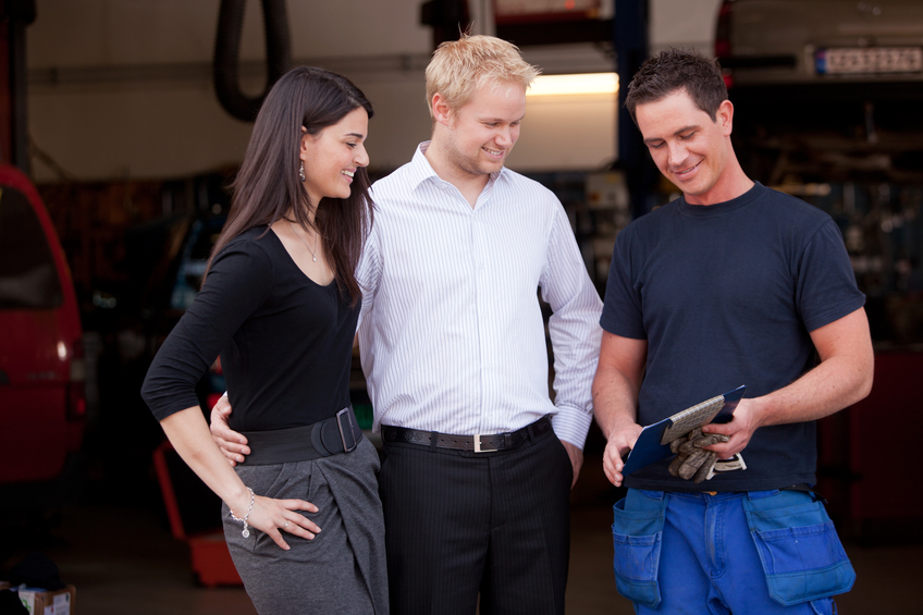 auto mechanic training in Montreal