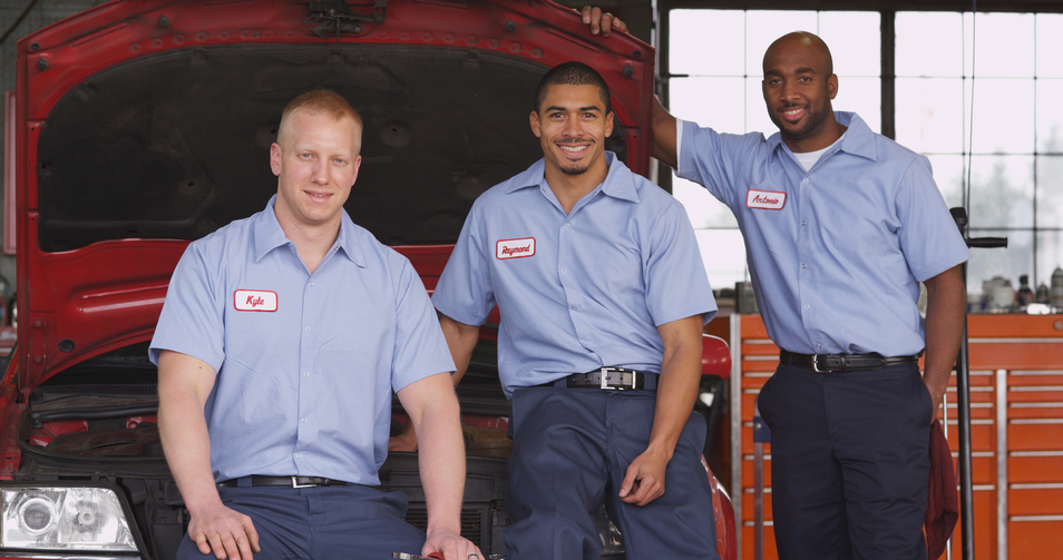 auto repair career