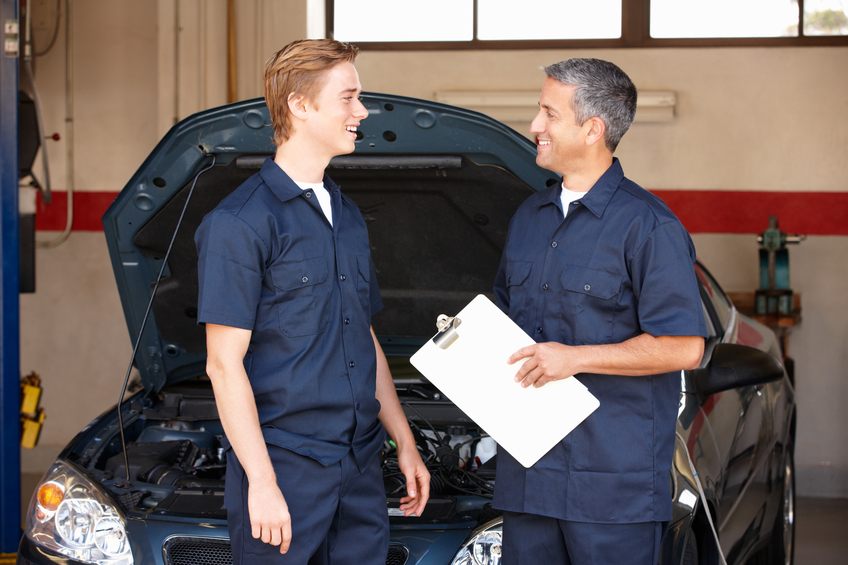 auto mechanic apprenticeship