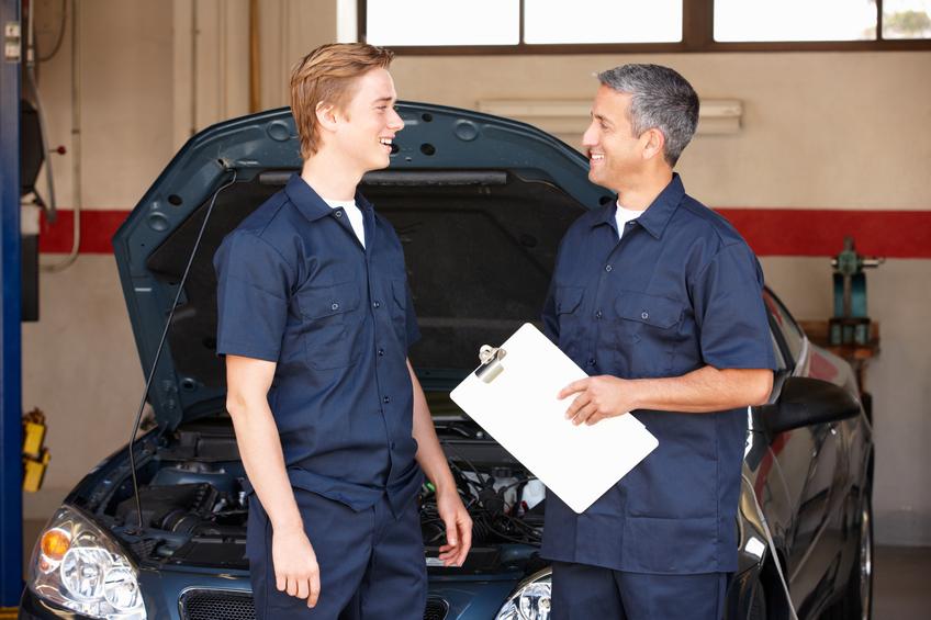 auto mechanic apprenticeship