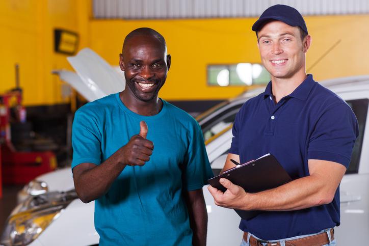 auto service advisor