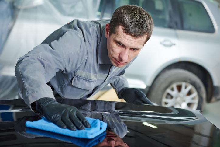 auto refinishing prep technician