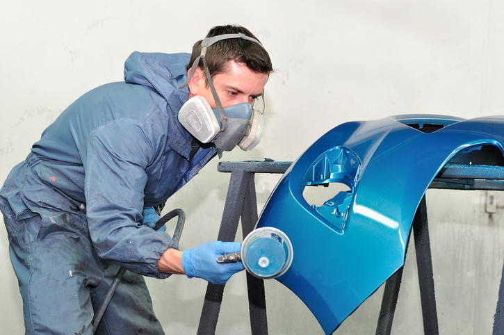 auto painting careers