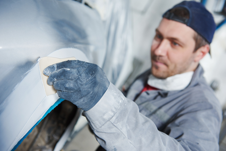 car painting courses