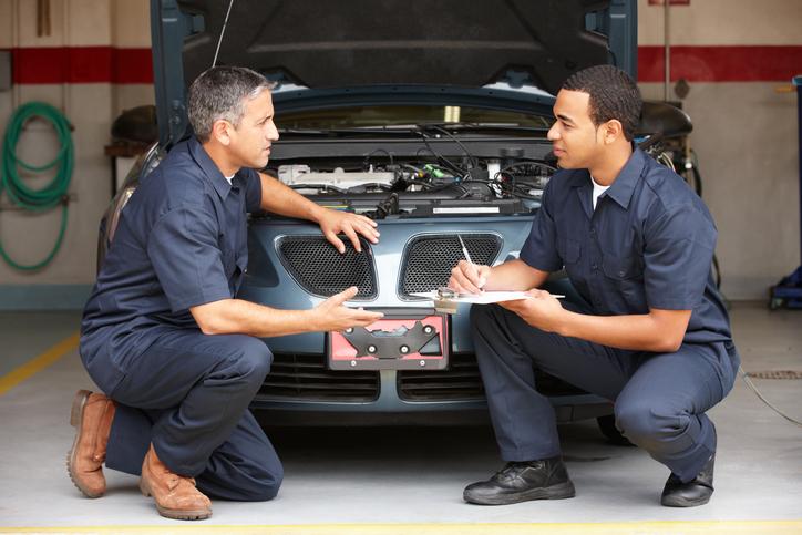 mechanic training