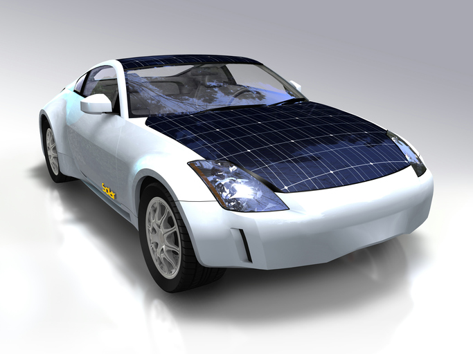 Are Solar Car Roofs The Future Of Hybrid Tech What